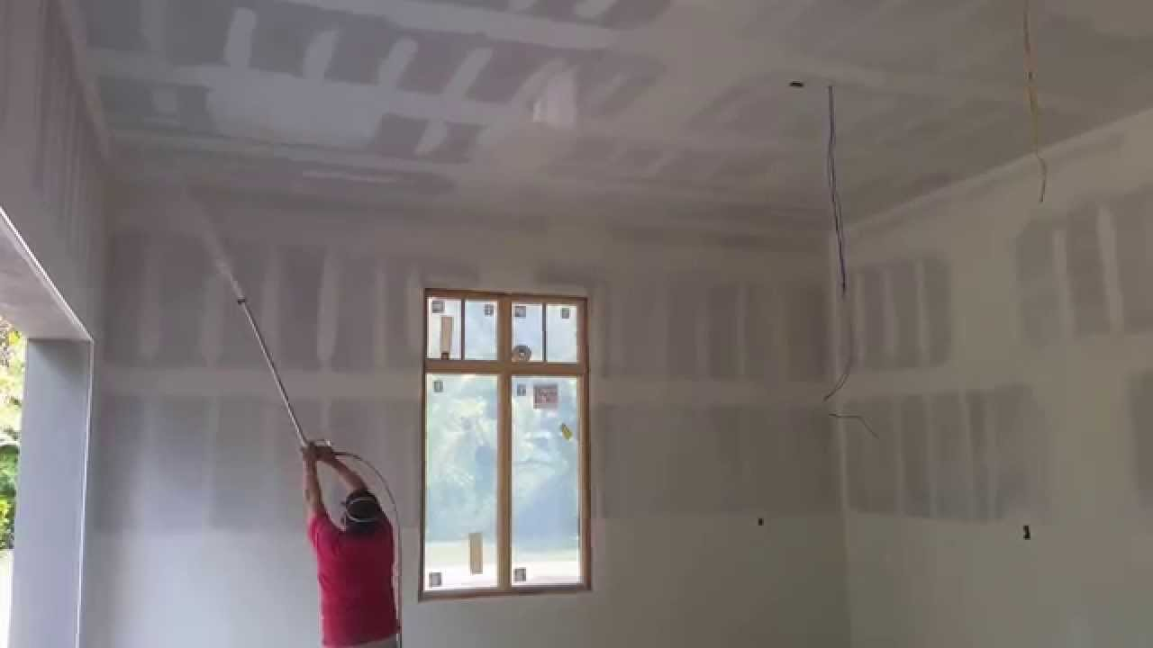Basic Techniques for Finishing Your Drywall
