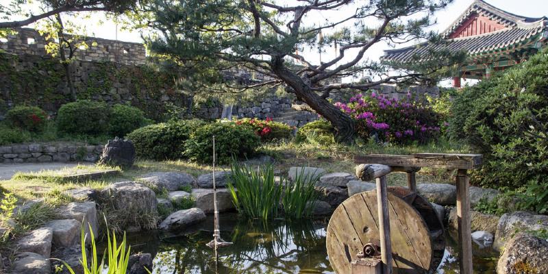 Relish a Garden's Romance