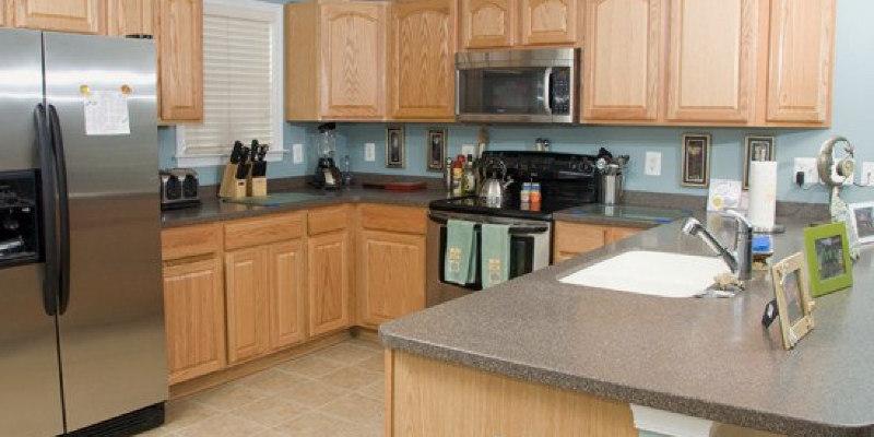6 Ways to Reduce the Kitchen Island