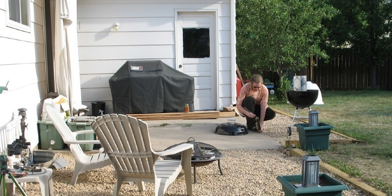 Spring Patio Fix-Ups: Earn Rave Reviews for the Entry of Your Patio